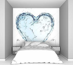 Сердце из воды