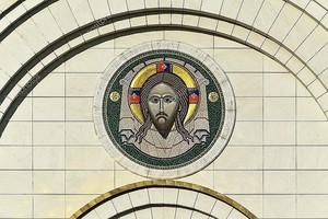 Шлюз икона собора Христа Спасителя. Калининград