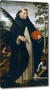 Бенсон Амброзиус. Святой Доминик де Гусман