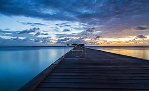 Мальдивы декорации