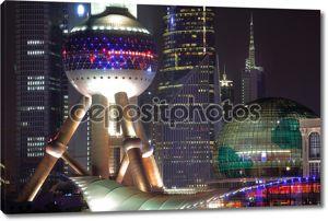Китай Шанхай - жемчужина башня