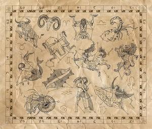 Знаки зодиака и созвездий