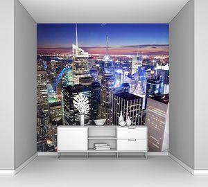 Нью-Йорк Манхэттен Таймс Сквер