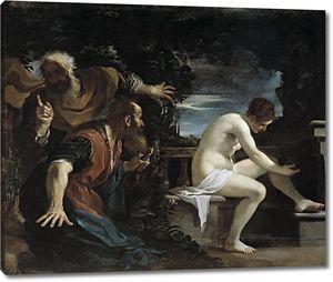Гверчино (Джованни Франческо Барбьери). Святой Петр, освобождаемый ангелом