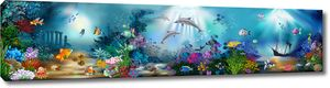 Панорама подводного мира