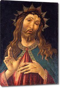 Боттичелли. Христос в терновом венце