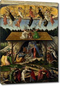 Боттичелли. Мистическое Рождество Христово