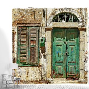 Старые двери. Греция
