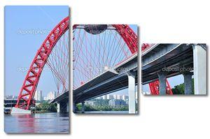 Мост через Москва-реку. Москва