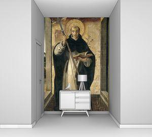 Берругете Педро. Святой Доминик де Гусман