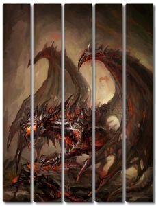 Бронированный Дракон