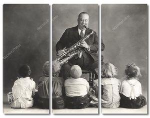 Уроки саксофона