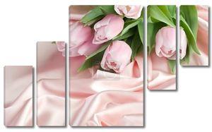 Красивые тюльпаны букет