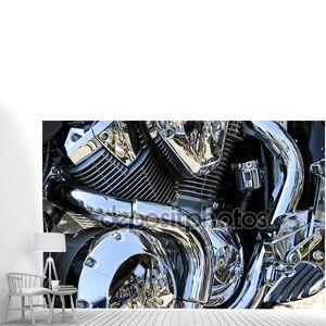 Двигатели хром
