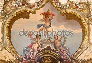 Религиозные фреска