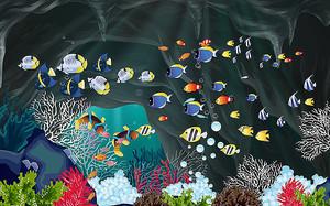 Царство рыбок