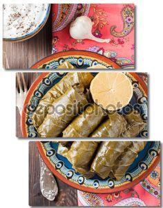 Национальное блюдо Восточной Долма