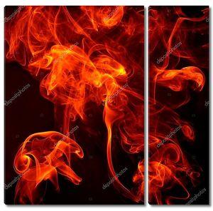 Огонь. Клубы