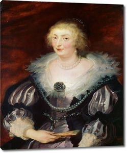 Рубенс. Портрет дамы 1625