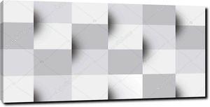 Серые кубы