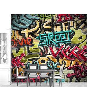 Graffiti grunge texture