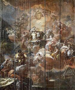 Коррадо Джакуинто.  Испания отдает дань религии и вере