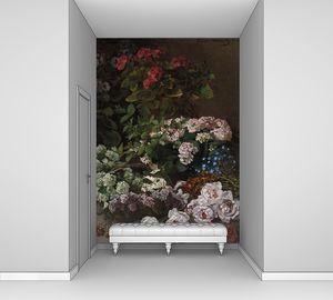 Моне, Весенние цветы