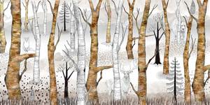 Sherwood-Лесные животные за деревьями