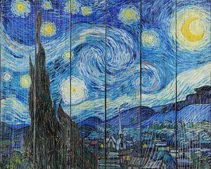Ван Гог, Звездная ночь