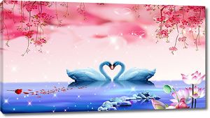 Лебединая романтика