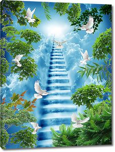 Небесная лестница