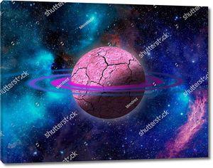 Обезвоженная планета