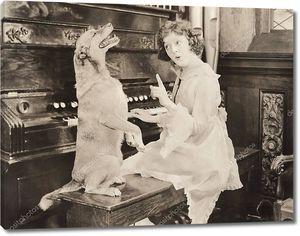 Уроки танцев для собак