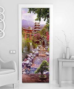 Китайский сад камней