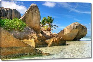 Скалы Сейшельских островов