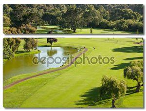 гольф курс обзор