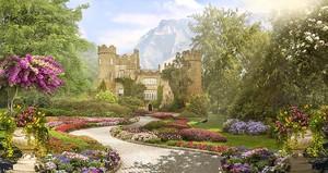 Дорога ведущая к замку