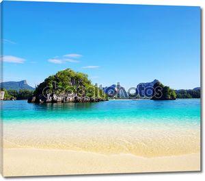 Пейзаж в Таиланде
