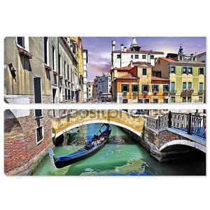 Живописные венецианские каналы