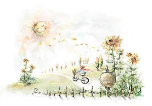 Романтичный садовник