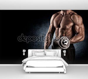 Атлетическое телосложение