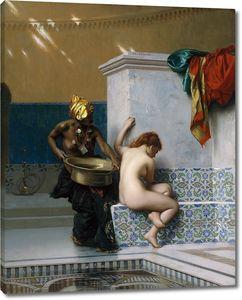 Жером. Турецкая баня