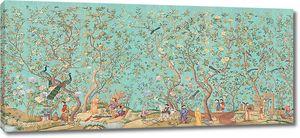 Китайская техника живописи
