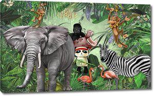 Ниндзя в тропиках