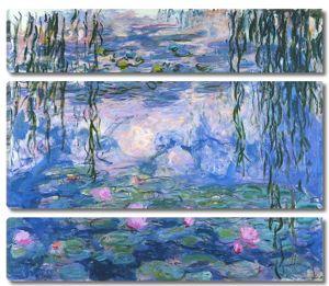 Клод Моне | Водяные лилии