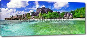Удивительные Сейшельские острова. Ла-Диг