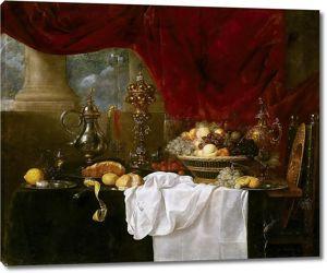 Андриес Бенедетти. Накрытый стол