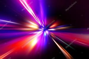 Скорость движения на дороге ночью