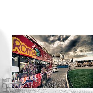 Автобусный тур в Риме