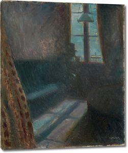 Эдвард Мунк. Ночь в Сен-Клу